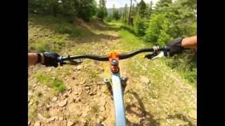 Trail 660, AKA Mondragon Trail.