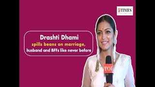 Drashti Dhami: Neeraj Is The Happiest One When I Take Up A Show, In-laws Love My Act In Madhubala
