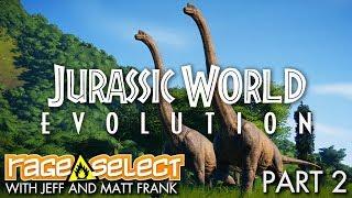 Jurassic World Evolution (Let's Play) - Part 2