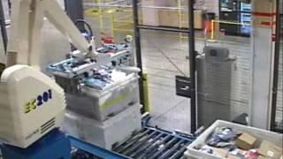 Abel Womack Video: Fuji Robotic Palletizer