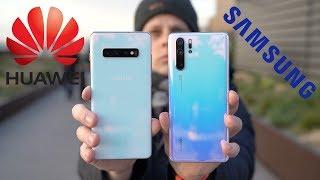 Huawei P30 Pro vs Samsung Galaxy S10+ Camera Comparison (in-depth)