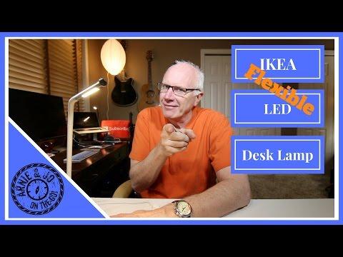 Ikea Flexible Led Desk Lamp Review