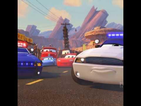 Cars 3 (Arabalar 3) Bilinmeyen Resimler