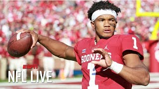 Which NFL team is the best fit for Kyler Murray? | NFL Live