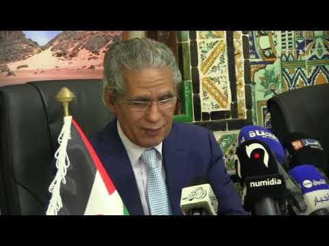 Ould Salek : «Le Makhzen a opprimé les fans Sahraouis de l'EN algérienne»