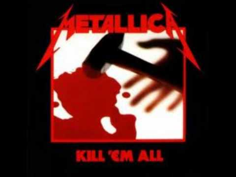 Whiplash (1983) (Song) by Metallica