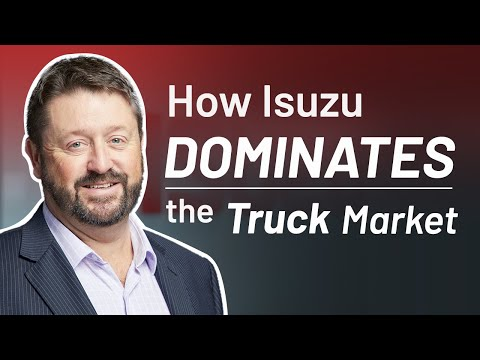 Talking Automotive - Why Isuzu dominate the local truck market?