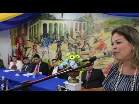 TV EDSON MATOSO - POSSES DE PREFEITOS AMANDA NO ACARÁ E CAMILLE EM VIGIA