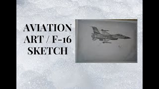#artistrykfh #aviationsketch #aviationart #artistofPakistan AVIATION ART/F-16 SKETCH