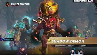 TNC Predator vs Keen Gaming Game 2 (Bo3) | The International 2019 Groupstage