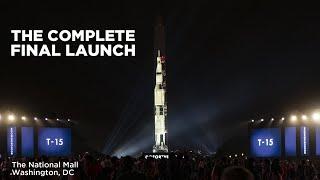 Apollo 50: Go for the Moon Final Show | Apollo 11 Washington Monument