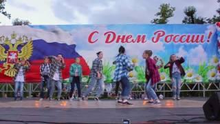 Танцевальная студия JAM | г. Майкоп | Open Air | Hip-hop & House
