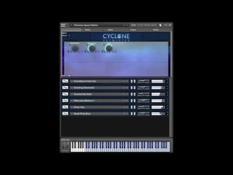 CYCLONE | SAMPLE LIBRARY VST FOR KONTAKT PLAYER | SAMPLE