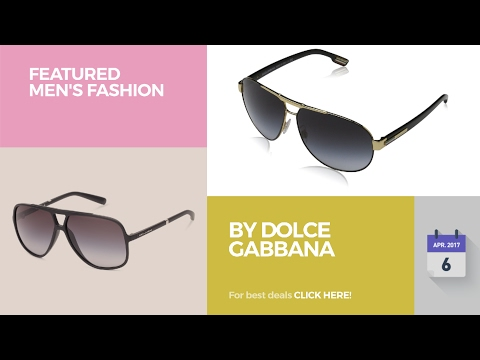 By Dolce Gabbana Featured Men's Fashion