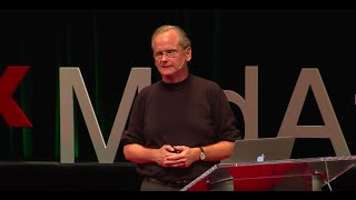Our democracy no longer represents the people. Here's how we fix it – Larry Lessig – TEDxMidAtlantic 2015