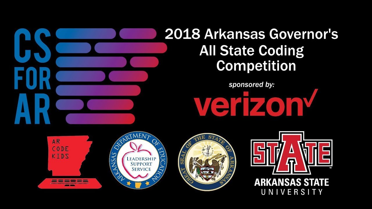 2018 Governor's All State Coding Competition
