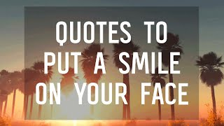 8 YA Quotes That Will Make You Smile