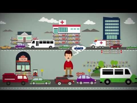 """Less parking, more city"": short animated video from ITDP Mexico"