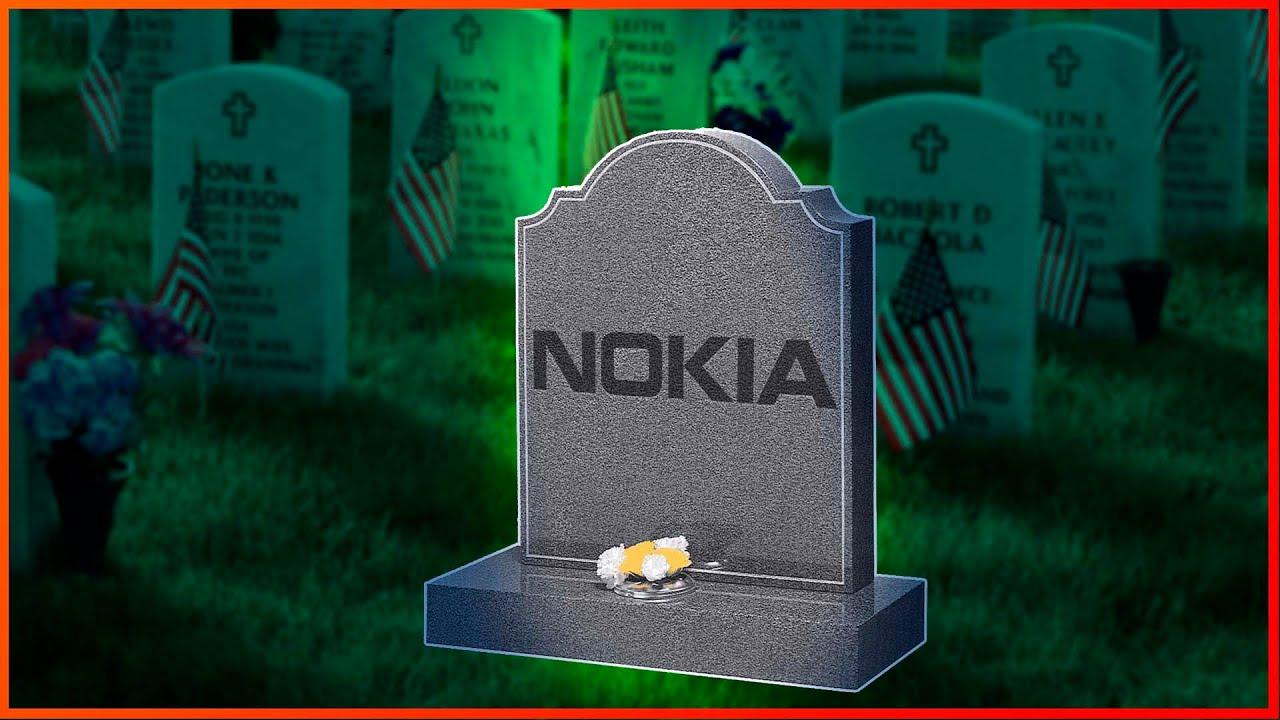 O que aconteceu com a Nokia?