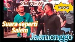 Orang Riau buat kejutan,vocal mirip salem.. Jusmenggo- Di Pintu Mahligai cover.. 🙏😁