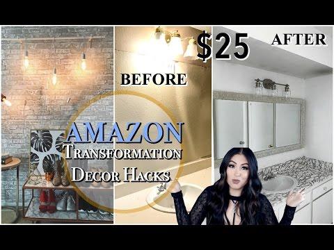 AMAZON HACKS: Transform your Room & Trendy Decor