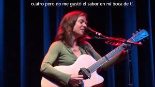 Ani DiFranco Manhole Subtítulos en Español