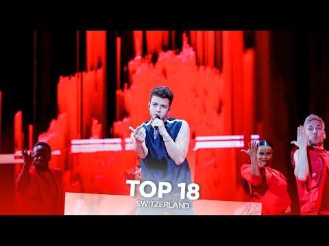 Switzerland in Eurovision - My Top 18 (2000-2019)
