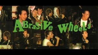Abrasive Wheels - When the Punks & Jail House Rock (Live)