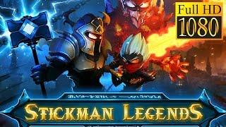 Stickman Legends Game Review 1080P Official Zitga StudiosAction