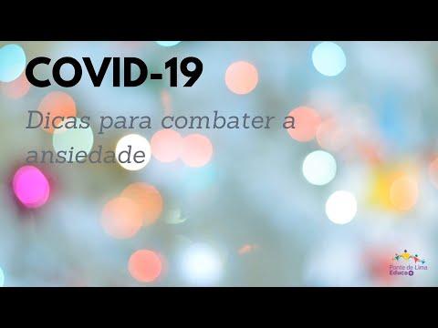 Covid-19 | Dicas para combater a ansiedade