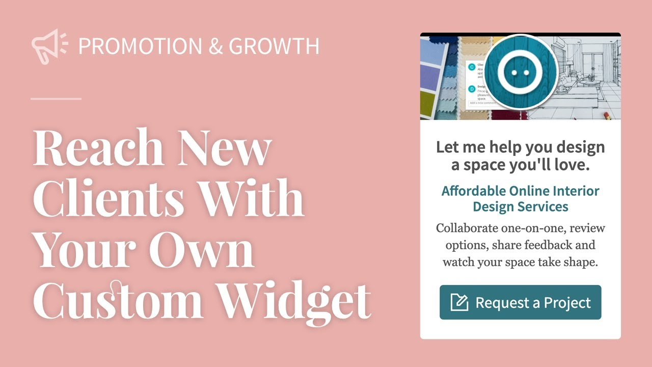 Reach New Clients With Your Own Custom Widget