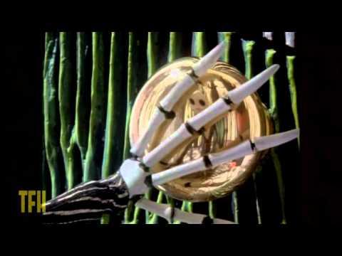 The Nightmare Before Christmas Movie Trailer