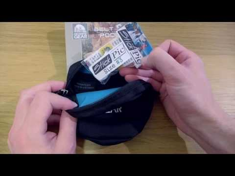 Granite Gear Belt Pocket – Overview
