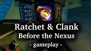 Ratchet & Clank: Before The Nexus [by PlayStation Mobile] - HD Gameplay (iOS/Android)