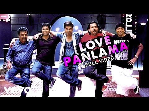 Love Panlama Video  Silambarasan Rajendar