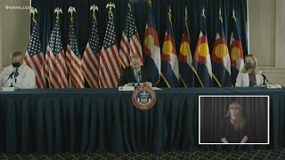 Full news conference: Colorado governor talks about possible cases of inflammatory disease in childr