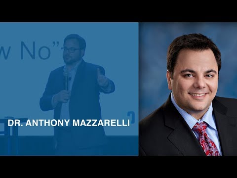 Dr. Anthony Mazzarelli | Professional Healthcare Speaker | Studer Group