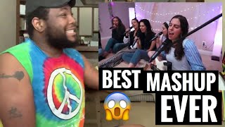 Blackpink - Kill This Love / Little Mix - Woman Like Me (Acoustic)   REACTION 