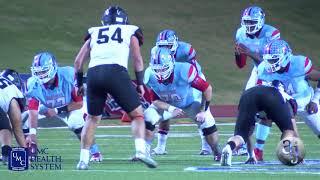Monterey vs. Lubbock-Cooper Football Highlights