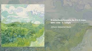 Brandenburg Concerto no. 3, BWV 1048