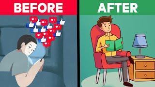 Stop Phone Addiction (आज ही)   How to Stop Phone Addiction   5 Easy Tricks (Hindi)