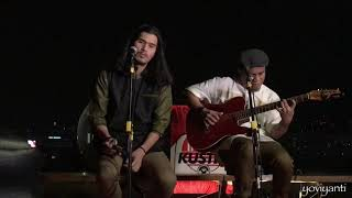 VIRZHA   DAMAI BERSAMAMU (Live At Hotel De Paviljoen)