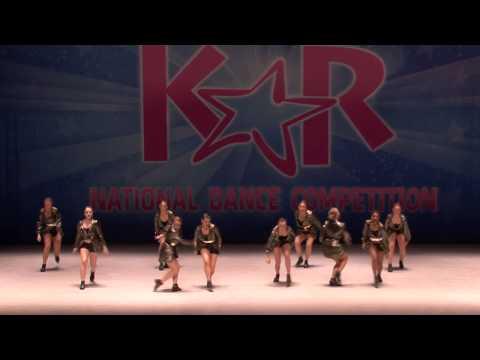 Best Hip-Hop // XO - Backstage Dance Studio [Baltimore, MD 1]