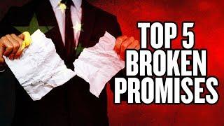 Top 5 Trade Promises China Has Broken | US China Trade War | China Uncensored thumbnail