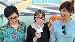Premiazione murales, campetto ferriere 23 maggio 2018