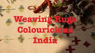 Weaving - Contemporary & Traditional Natural Indian Rugs