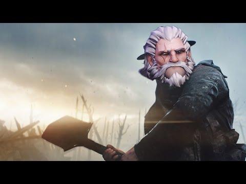 BF1: Tyrodin The Shovel King