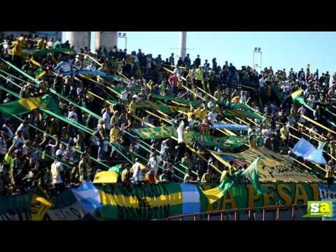 """Aldosivi 0 - Newell's 3 // Www.SomosAldosivi.Com.Ar"" Barra: La Pesada del Puerto • Club: Aldosivi"