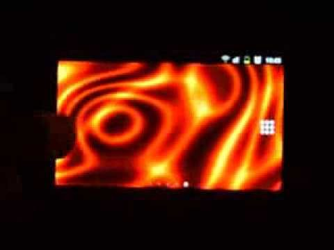 Video of Plasma Wallpaper
