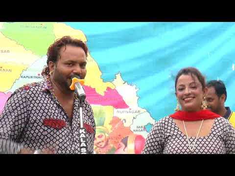 sabar khan/lovjot rani live 26-7-18 || Rooh Punjab Di